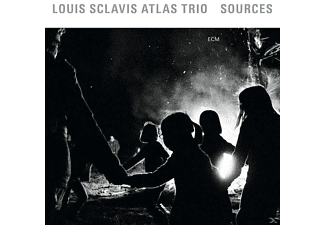 Louis Sclavis, Atlas Trio - Sources [CD]