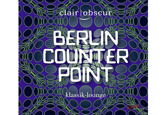 Clair-obscur Saxophonquartett - Berlin Counterpoint [CD]