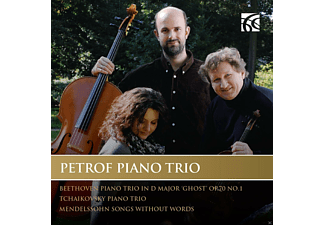 Petrof Piano Trio - Klaviertrios - (CD)