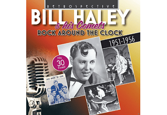 Bill & His Comets Haley - Rock Around The Clock [CD]