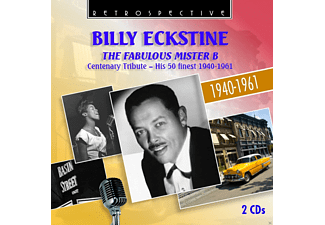 Billy Eckstine - Fabulous Mister B [CD]