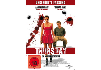 Thursday - Ein mörderischer Tag - (DVD)