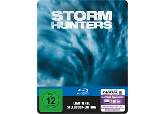 Storm Hunters (Steelbook Edition) - (Blu-ray)