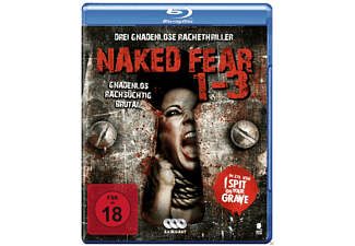 Naked Fear 1-3 - (Blu-ray)