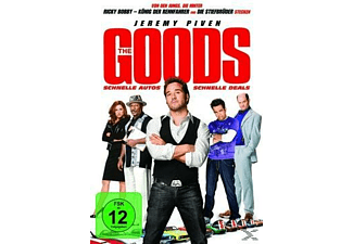 The Goods: Live Hard, Sell Hard - (DVD)