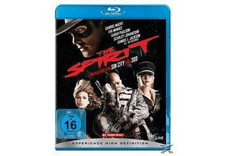 The Spirit (Steelbook Edition) - (Blu-ray)