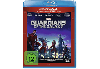 Guardians of the Galaxy [3D Blu-ray (+2D)]