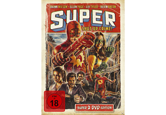 SUPER (MEDIABOOK EDITION) [DVD]