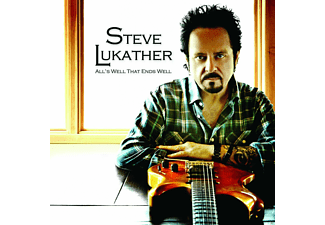 Steve Lukather - All's Well That Ends Well - (Vinyl)