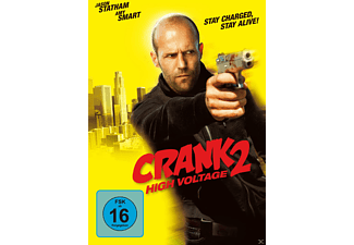 Crank 2: High Voltage - (DVD)