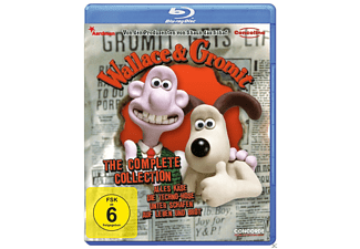 Wallace & Gromit - The Complete Collection - (Blu-ray)