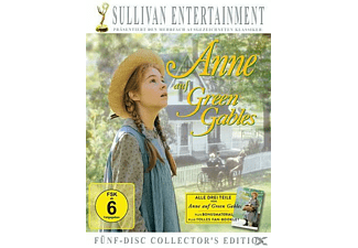 Anne auf Green Gables (Collector's Edition) [DVD]