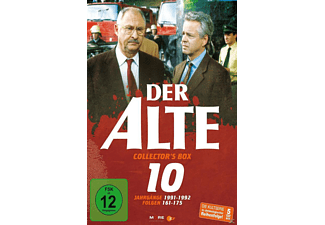 Der Alte - Vol. 10 (Collector's Box) - (DVD)