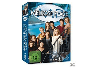 Melrose Place - Staffel 2 - (DVD)