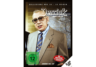 Derrick: Collector's Box Vol. 18 (Folge 256-270) [DVD]
