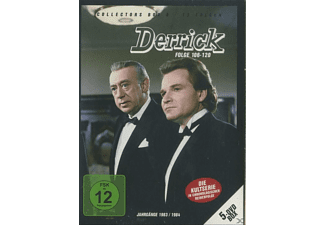 Derrick: Collector's Box Vol. 8 (Folge 106 - 120) [DVD]
