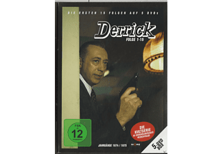 Derrick: Collector's Box Vol. 1 (Folge 1-15) [DVD]