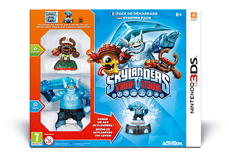 Skylanders Trap Team Starter Pack | 3DS