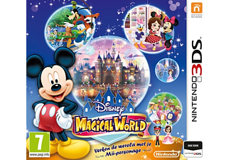 Disney Magical World | 3DS