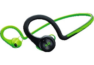 PLANTRONICS Casque-micro Bluetooth BackBeat Fit noir-vert