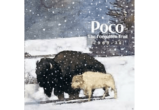 Poco - Forgotten Trail 1960-74 - (CD)