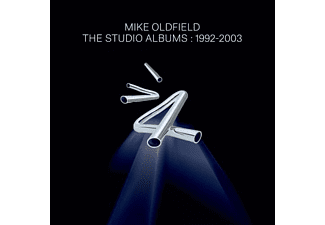 Mike Oldfield - The Studio Albums - 1992-2003 (CD)