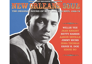 VARIOUS - New Orleans Soul 1960-1976 [CD]