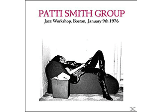 Patti Smith Group - Jazz Workshop, Boston January 9th 1976 [CD]