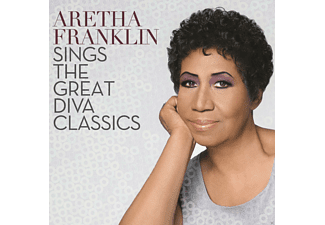 Aretha Franklin - Aretha Franklin Sings The Great Diva Classics [CD]