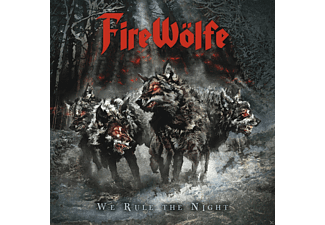 Firewölfe - We Rule The Night - (CD)
