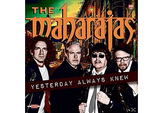 The Maharajas - Yesterday Always Knew [CD]