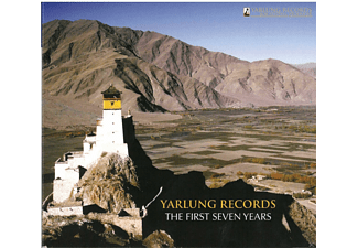 VARIOUS - Yarlung Records: The First Seven Years - (CD)