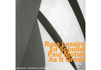 Paul Motian - As It Grows - (CD)