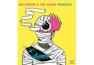 Joe & The Shark Gideon - Freakish [Vinyl]
