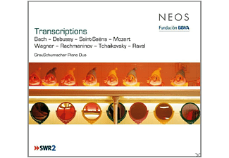 Andreas Grau, Götz Schumacher, Grauschumacher Piano Duo - Transcriptions - (CD)