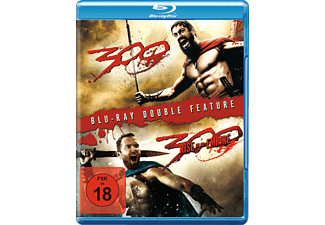 300 & 300 - Rise of An Empire - (Blu-ray)