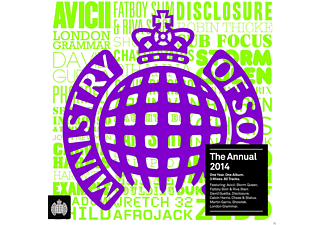 VARIOUS - Ministry Of Sound-The Annual 2014 [CD]