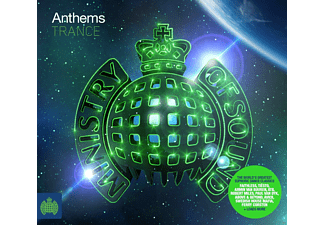 VARIOUS - Anthems Trance - (CD)