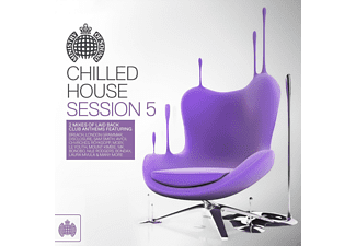 VARIOUS - Chilled House Session 5 - (CD)