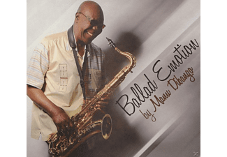 Manu Dibango - Ballad Emotion - (CD)
