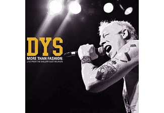 D.Y.S. - More Than Fashion: Live From Th Egallery East Reun - (Vinyl)