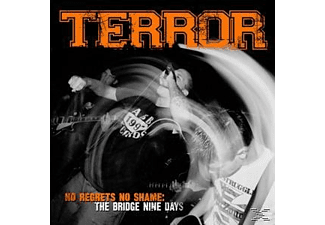 Terror - No Regrets, No Shame: The Bridge Nine Days (Inkl. [LP + Bonus-CD]
