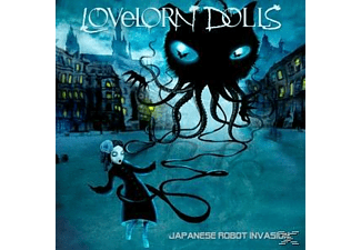 Lovelorn Dolls - Japanese Robot Invasion (Limited) [CD]