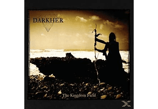 Darkher - The Kingdom Field (Ep-Digipak) - (CD)