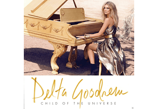 Delta Goodrem - Child Of The Universe - (CD)
