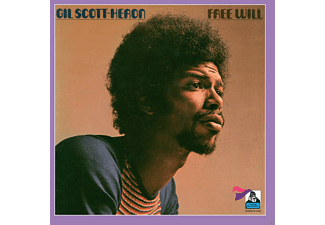 Gil Scott-Heron - Free Will [CD]