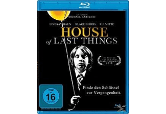 House of Last Things [Blu-ray]
