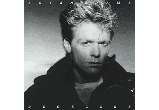 Bryan Adams - Reckless (30th Anniversary Cd, Remaster) - (CD)