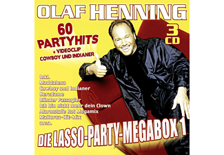 Olaf Henning - Die Lasso-Party-Megabox 1 [CD]