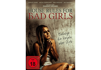 House Rules For Bad Girls - Befolge die Regeln oder stirb [DVD]